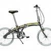 จักรยานพับได้ WCI TRAVELER 3S เฟรมอลู เกียร์ดุม NEXUS 3 สปีด