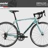 จักรยานเสือหมอบ Bianchi เสือหมอบ รุ่น Impulso ปี 2016 ,22 สปีด