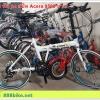 จักรยานพับได้ TRINX 20 นิ้ว เกียร์ 24 สปีด ดิสเบรค หน้า-หลัง เฟรมอลูมิเนียม FA208S