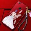 เคส Nubia N1 พลาสติกลายผู้หญิงแสนสวย พร้อมที่คล้องมือ สวยมากๆ ราคาถูก