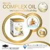 FEORA COMPLEX OIL ฟีโอร่า คอมเพล็กออยล์ ลดการแข็งตัวของลิ่มเลือด ปกป้องหลลอดเหลือดหัวใจ