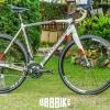 จักรยานเสือหมอบ Specialized CruX Expert Red Disc Cyclocross เฟรมคาร์บอน Sram Force+Red 2014(มือสอง Size 58)