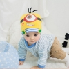 หมวกมินเนี่ยนยิ้มสีเหลือง แพ็ค 3 ชิ้น