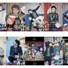 สติ๊กเกอร์การ์ด 2PM - GO CRAZY