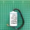 คาปาซิเตอร์ 10uf 450v. (ทรงกระบอก - สายไฟ)