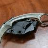 Bastinelli PiKa Picoeur Karambit Fixed Blade