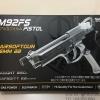 ปืน BBgun GUN HEAVEN Berretta M92FS Silver 6 mm ลำกล้องยาว