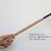 ไม้เกาหลังด้ามไม้ มือเกาทำจากเขาสัตว์ 001