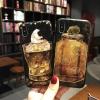 เคส iPhone X พลาสติก TPU สกรีนลายสวยงามมาก สามารถดึงกางออกมาตั้งได้ ราคาถูก