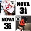 เคส Huawei Nova 3i เคสซิลิโคนลายหัวใจ พร้อมที่จับแบบขาตั้งวงกลมลายเดียวกับเคส สวยๆ แนวๆ
