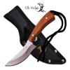มีดใบตาย Elk Ridge # ER-547BW FIXED BLADE KNIFE ของแท้