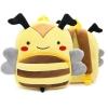 กระเป๋าผึ้งสีเหลือง แพ็ค 3 ชิ้น