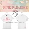 เสื้อยืด A-PINK PARADISE
