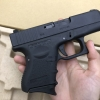 ปืน BBgun แบรนด์ WE Glock G26 ไต้หวัน Auto (ยิงรัวได้)