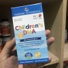 # size ใหญ่ # Nordic Naturals, Children's DHA, Strawberry, 250 mg, 180 Mini Soft Gels