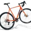 Fuji Cross 1.5 Disc Road Bike Orange Grey 2017