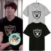 เสื้อยืด (T-Shirt) Raiders แบบ BTS
