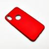 iPhone Xเคสนิ่มสีแดงพิเศษเนื้อกำมะหยี่