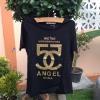 เสื้อ Angel Roma สีดำ size 7-8 ขวบ