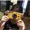 เคส OPPO F7 ซิลิโคนรูปกล้องถ่ายรูปสุดเท่ ตรงเลนส์สามารถยืดออกมาตั้งได้ พร้อมสายคล้อง ราคาถูก
