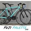 จักรยาน FUJI PALETTE เฟรมอลู 24สปีด 700C 2018