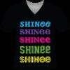 [พร้อมส่ง] เสื้อคอน shinee The first japan arena tour 2012 (S) *คอวีสีดำ*
