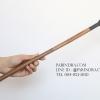 ไม้เกาหลังด้ามไม้ มือเกาทำจากเขาสัตว์ 003