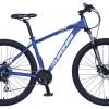 จักรยานเสือภูเขา KHS SIXFIFTY 300,24สปีด ดิสน้ำมัน เฟรมอลู 2017