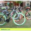 จักรยานไฮบริด Coyote Romeo 700C ,24 สปีด เฟรมอลู 2015
