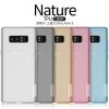 เคส Samsung Note 8 ซิลิโคน NILLKIN Soft Case โปร่งใสสวยงามมาก ราคาถูก