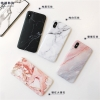 เคส iPhone X พลาสติก TPU ลายหินอ่อน สวยงามแปลกตา ราคาถูก