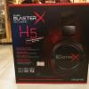 หูฟัง Creative Sound BlasterX H5 Tournament Edition Gaming Gear ราคาคุ้มค่า สำหรับนักเกมเมอร์
