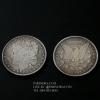 เหรียญ Morgan Dollar ทำใหม่ (สำหรับเล่นมายากล)
