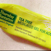 # เจลแต้มสิว # Thursday Plantation Tea Tree Medicated Gel For Acne 25g