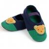 รองเท้าใส่ในบ้านลายหมีสีกรมท่า 99*2