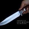 มีด Columbia รุ่น K325A ด้ามไม้คลาสสิค ใบมีดออกแบบสวย ขนาด 12 นิ้ว