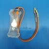 ไบเมนทอล ตู้เย็น TOSHIBA RB08-45 PW-016 (2สาย-กลม)