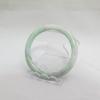 กำไลหยกขาวอมม่วงเขียวเนื้อดี(Bangle jade)