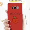 เคส Samsung S8 พลาสติกลายการ์ตูนน่ารักมากๆ พร้อมสายคล้องเข้ากัน ราคาถูก