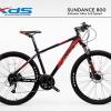 จักรยานเสือภูเขา XDS Sundance 800 27 สปีด ดิสน้ำมัน 2016