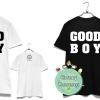 เสื้อยืด GD&TAEYANG - Good Boy