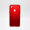 OPPO F7 เคสนิ่มสีแดงพิเศษเนื้อกำมะหยี