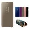เคส Samsung J8 (2018) แบบฝาพับสีพื้นไม่มีลวดลายสวย หรูหรา สวยงามมาก ราคาถูก