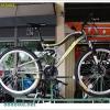 จักรยานเสือภูเขาสองโช๊ค NAKXUS ,26S008 ,21 สปีด