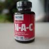 # เคล็ดลับผิวขาว # Jarrow Formulas, N-A-C, N-Acetyl-L-Cysteine, 500 mg