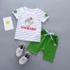 ชุดเซตเสื้อลายหนู+กางเกงสีเขียว [size 6m-1y-2y-3y]