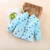 เสื้อกันหนาวลายน้องหมีสีฟ้า [size 2y-3y]