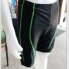 กางเกงขาสั้นเป้าโฟม IRIS Cycling Shorts Foam Pads,Eco-