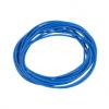 สายไฟเดี่ยว ชนิดอ่อน 0.5 sq.mm.(ราคาต่อเมตร-สีน้ำเงิน)