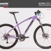 เสือภูเขา Bianchi ปี 2016 รุ่น KUMA 27.1 ,27สปีด Deore 2016